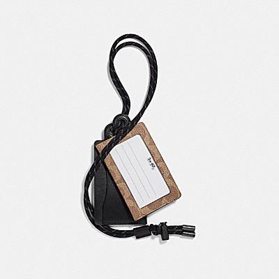 ID ランヤード カード ケース シグネチャー キャンバス