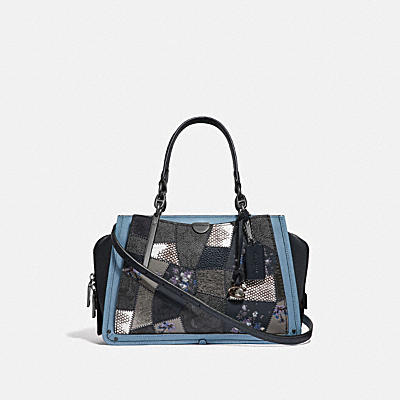 dda8b78292fd Coated Canvas Signature Patchwork Dreamer