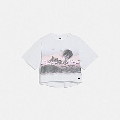 ランドスケープ Tシャツ