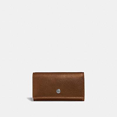 コーチ COACHの全ての財布&革小物 |4 リング キー ケース