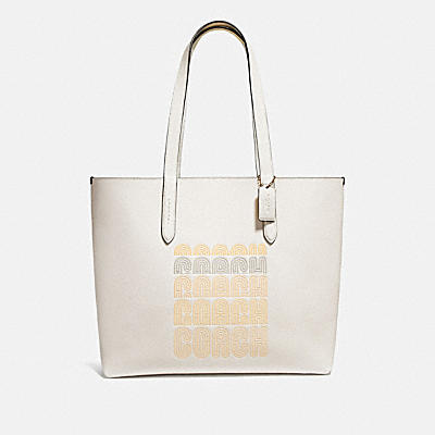 Coach Print Highline Tote