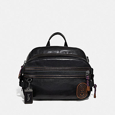 Ridge Belt Bag With Coach Patch
