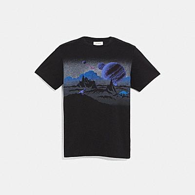 Sci-Fi Landscape T-Shirt