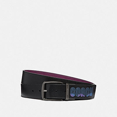 40mm Harness Belt In Leather Featuring Bubble Coach b51e04c455