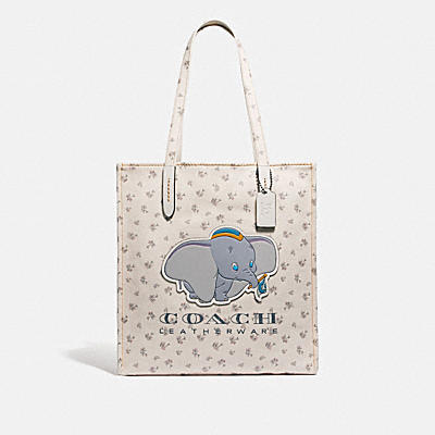 Disney x Coach Dumbo 托特手袋