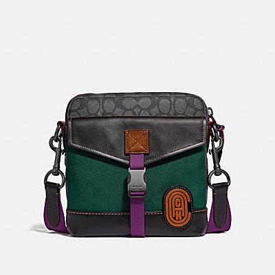 Signature Crossbody With Coach Patch