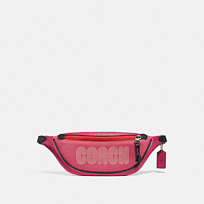 BELT BAG 40 COACH 印花腰包