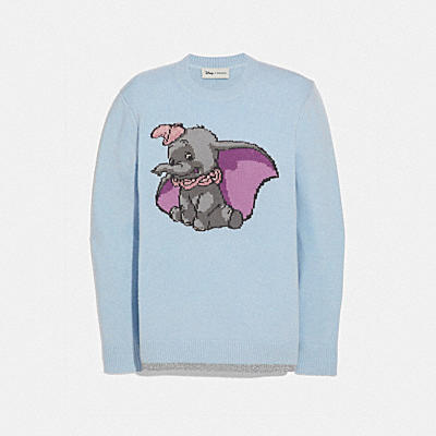 Disney x Coach Dumbo 毛衣