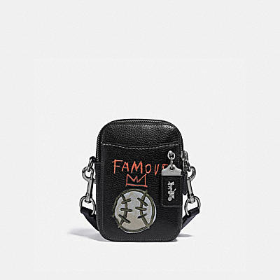 COACH X JEAN-MICHEL BASQUIAT ROGUE CROSSBODY 12