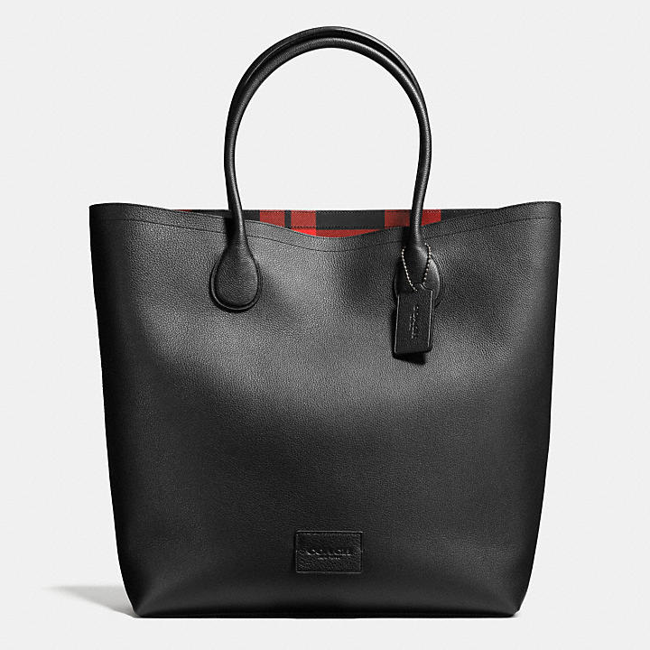 265331883f08 COACH Official Site Official page|UNLINED MERCER TOTE IN PEBBLE LEATHER
