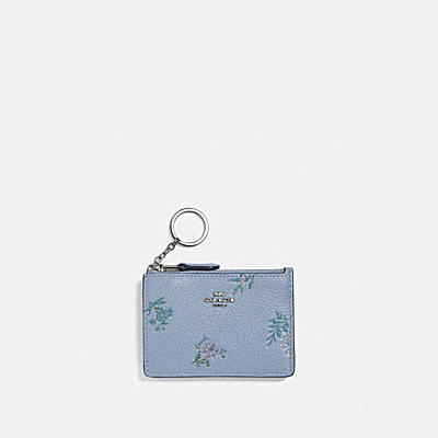 MINI ID SKINNY WITH MEADOW PRAIRIE PRINT
