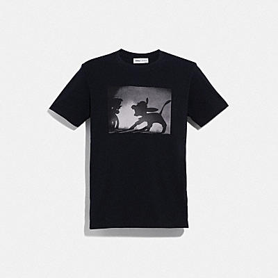 Disney X Coach Printed Silo T-shirt