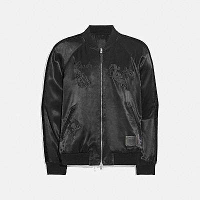 DISNEY X COACH リバーシブル スーベニア ジャケット