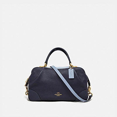 LANE SATCHEL 撞色手袋