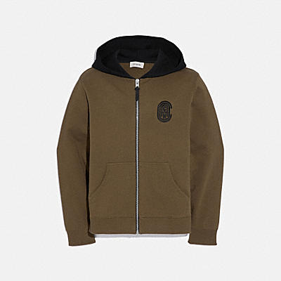 COACH GRAPHIC HOODIE