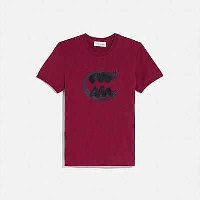 レキシー BY GUANG YU Tシャツ