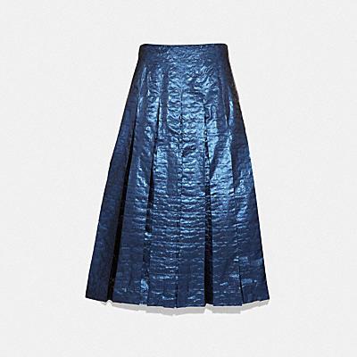 薄透半身裙