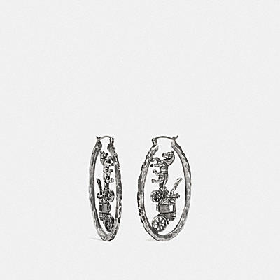 COACHMAN EARRINGS