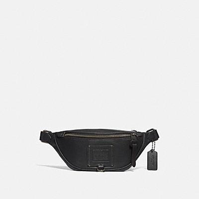 コーチ COACHのメッセンジャーバッグ |リビングトン ベルト バッグ 7