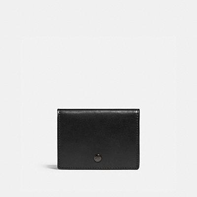 コーチ COACHの全ての財布&革小物 |トライフォールド オリガミ コイン ウォレット