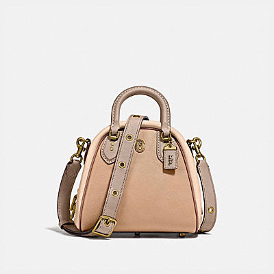 MARLEIGH SATCHEL 20 IN COLORBLOCK