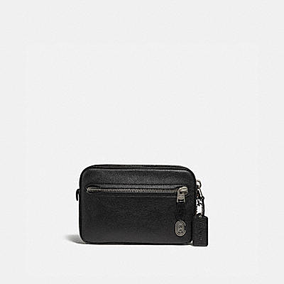 METROPOLITAN SOFT BELT BAG WITH COACH PATCH