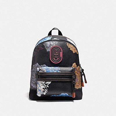 ACADEMY BACKPACK 23 WITH KAFFE FASSETT PRINT