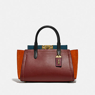 TROUPE CARRYALL IN COLORBLOCK