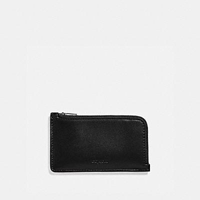 コーチ COACHの全ての財布&革小物 |Lジップ カード ケース