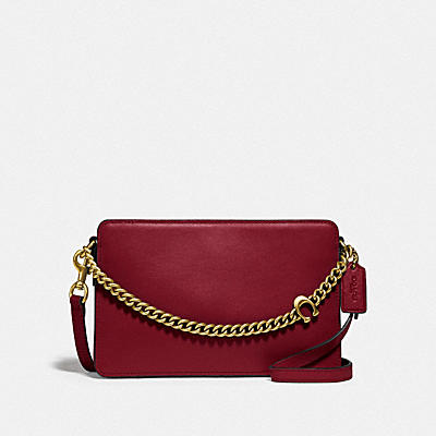 SIGNATURE CHAIN CROSSBODY