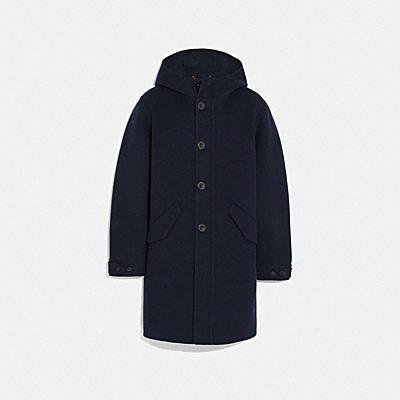 PARKA 羊毛大衣