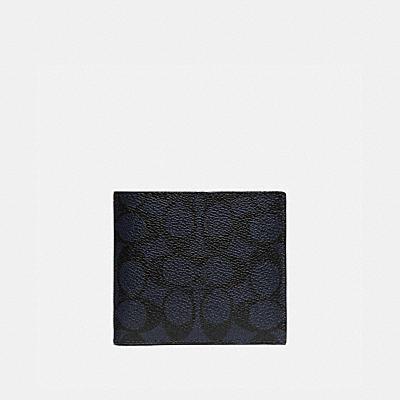 コーチ COACHの全ての財布&革小物 |コイン ウォレット シグネチャー キャンバス
