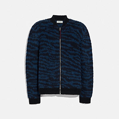 TIGER STRIPE JACKET