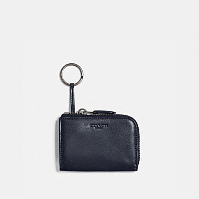 L-ZIP CAR KEY CASE