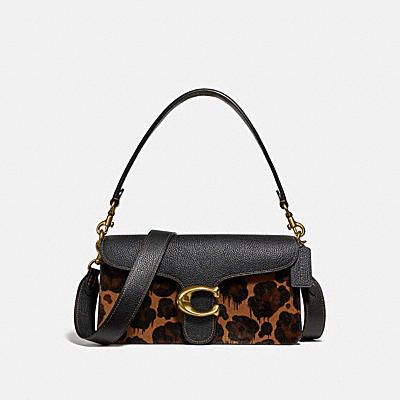 TABBY SHOULDER BAG 26 WITH WILDBEAST PRINT