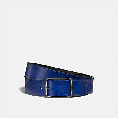 CUT-TO-SIZE REVERSIBLE BELT, 38MM