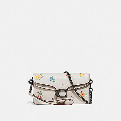 TABBY CROSSBODY WITH WILDFLOWER PRINT