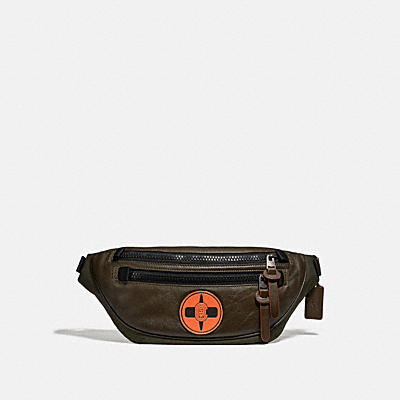 COACH X MBJ BELT BAG