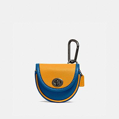 コーチ COACHの全ての財布&革小物 |ターンロック キー フォブ