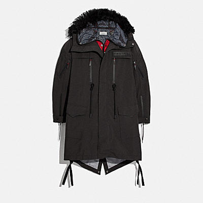 COACH X MBJ 3-IN-1 PARKA