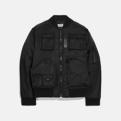 COACH X MBJ 2-IN-1 MA-1 JACKET