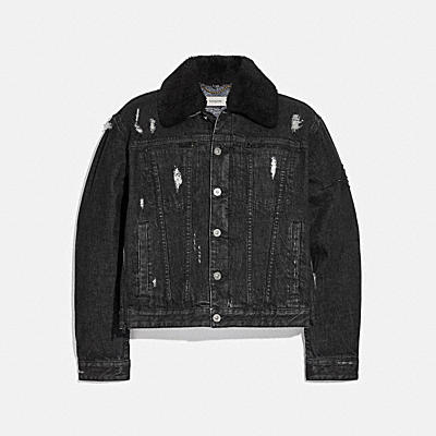 COACH X MBJ DENIM JACKET