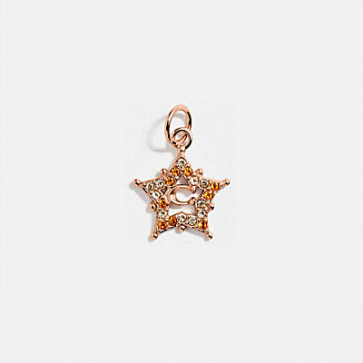 COLLECTIBLE STAR SIGNATURE CHARM