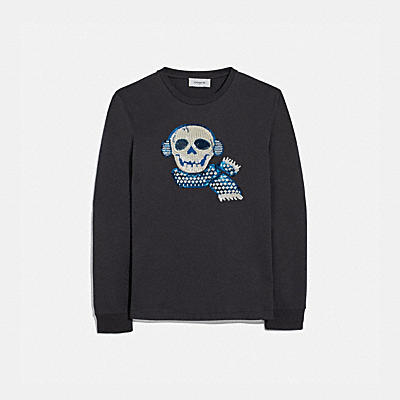 BONESY LONG SLEEVE T-SHIRT