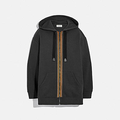 HORSE AND CARRIAGE ZIP HOODIE