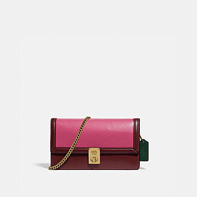 HUTTON CLUTCH IN COLORBLOCK