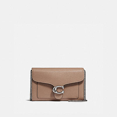 TABBY CHAIN CLUTCH