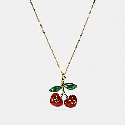 SIGNATURE CHERRY NECKLACE