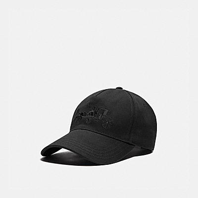 HORSE AND CARRIAGE BASEBALL CAP
