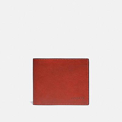 コーチ COACHの全ての財布&革小物 |【オンライン限定】3-IN-1 ウォレット